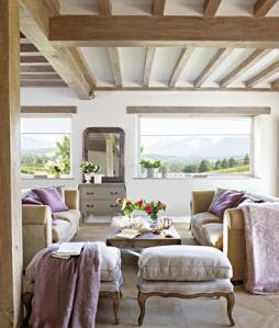 Casa cantabra de roble publicada en el mueble maderas garc a varona - El mueble comedores ...