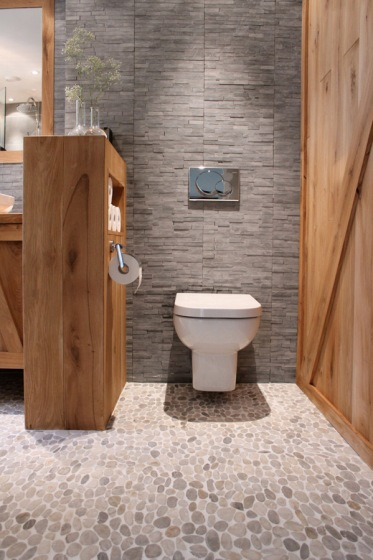 toilet-hout