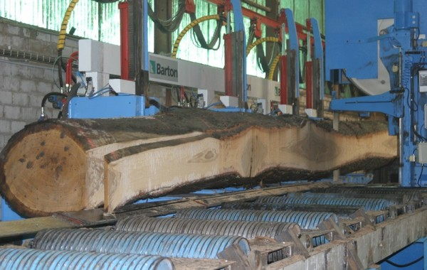 Obras en roble maderas garc a varona - Vigas de roble antiguas ...