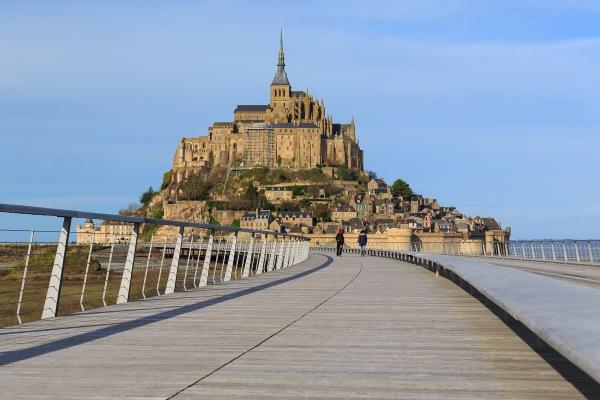 mont-saint-michel-passerelle