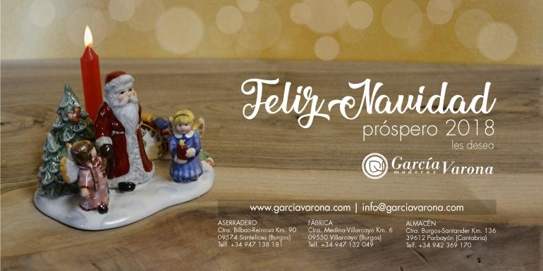 Tarjeta Navidad 2017-18