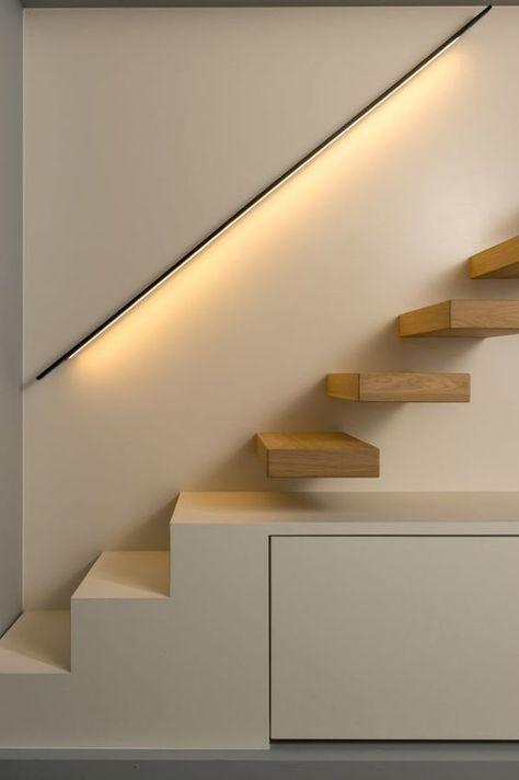 escaleras con tablones